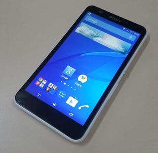 Celular Sony E4 Dual Tv E2124 Cam 5mp Semi Novo