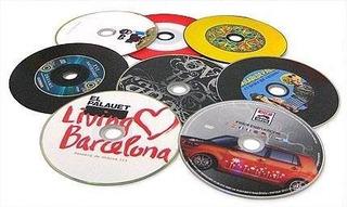 10 Dvd 4.7gb Impreso Disco Impresion Tu Diseño +caja Dvd 9mm