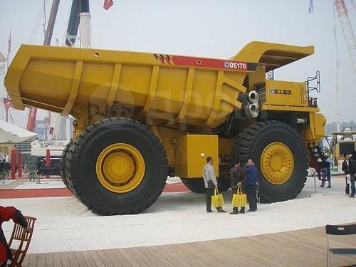 Camión Minero Xcmg  X D E 170 ( 170 Toneladas )