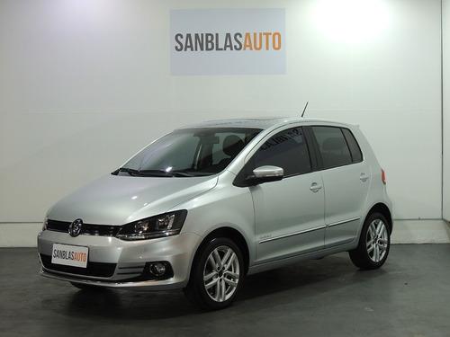 Volkswagen Fox 2015 Highline 1.6 N 5p Sensores San Blas Auto