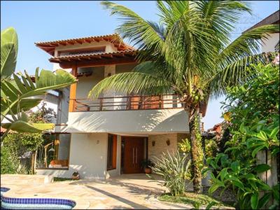 Comprar Ou Alugar Casa Condomínio Fechado Hanga Roa Bertioga - Cc00003 - 4898237
