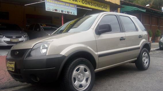 Ford Ecosport 1.6 Xls 07/07 Flex 5p U.dono Bx Km Raridade !!