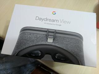 Óculos Vr Google Daydream View Para Google Pixel