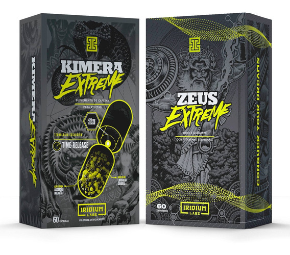 Kit Kimera Extreme + Zeus Extreme- Iridium Labs