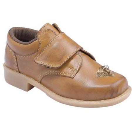 Sapato De Velcro Infantil - Promoção!
