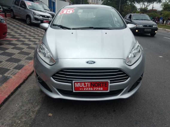 Ford Fiesta Sedan 1.6 16v Se Flex Powershift 4p 2015
