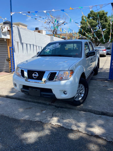 Nissan Frontier Sv 4x4 Doble Cabina