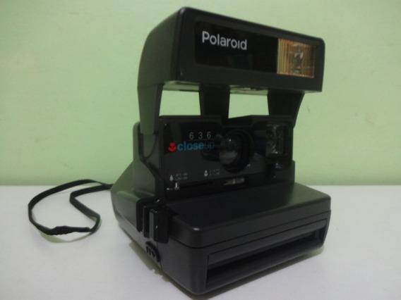 Camera Polaroid Modelo 636 (close Up)