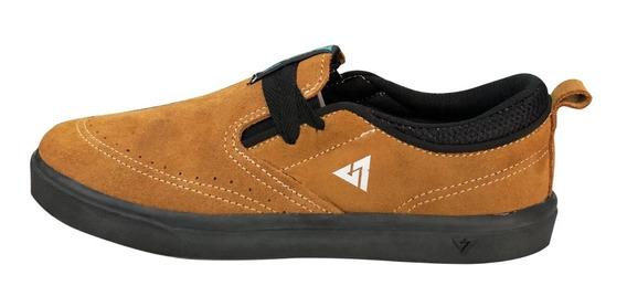 Tenis Original Reyno Footwear R-slip Tabaco Vans