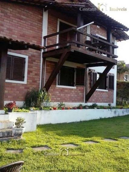 Casa Em Condomínio 5 Dormitórios, Serra Negra - Lcf0004-2