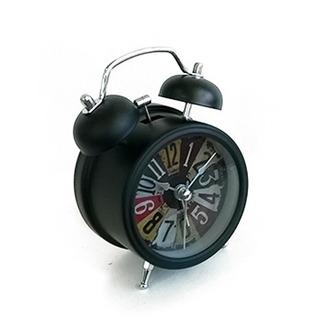 Reloj Despertador Doble Campana Con Luz