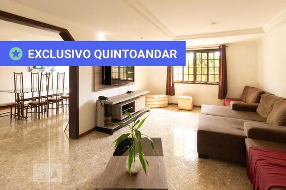 Casa Mobiliada Com 4 Dormitórios E 5 Garagens - Id: 892917946 - 217946