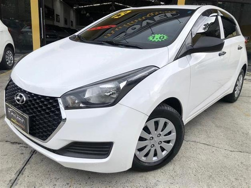 Hyundai Hb20 Unique 1.0 Flex 12v Ano 2019