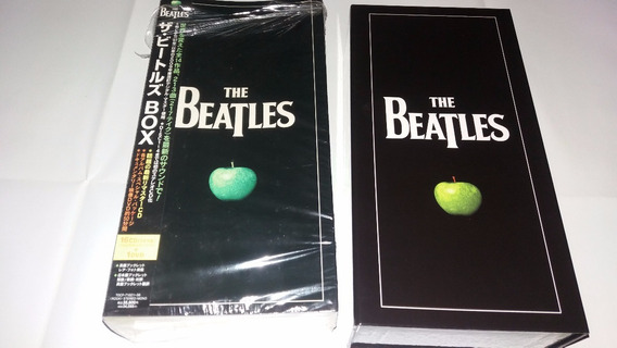 The Beatles - Stereo Box (japonês Original) (16cd/1dvd)