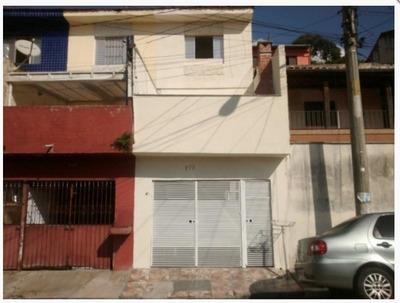 Casa Residencial À Venda, Jardim Pazini, Taboão Da Serra. - Ca4002