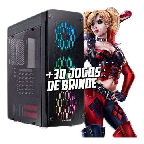 Cpu Gamer Core I5 3.2ghz 8gb 1tb Gtx1050 Ti 4gb