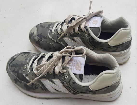 Zapatillas New Balance Wl574mwb T. 36,5ar Todosalesaletodo