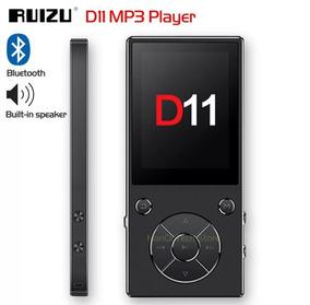 Ruizu D11 Tela 2.4 8gb Bluetooth Auto-falante 40 Hrs De Musi