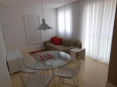 Apartamento Em Morumbi, São Paulo/sp De 62m² 3 Quartos À Venda Por R$ 460.000,00para Locação R$ 2.700,00/mes - Ap226520lr