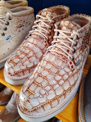 Imagen 1 de 3 de Zapato De Avestruz Super Ligero (diferentes Colores)