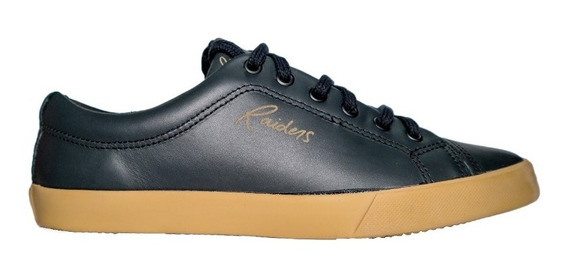 Zapatillas Urbanas Raiders Shoes Negro