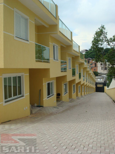 Imagem 1 de 11 de Condominio Bem Localizado, Otimo Acabamento. - St8732