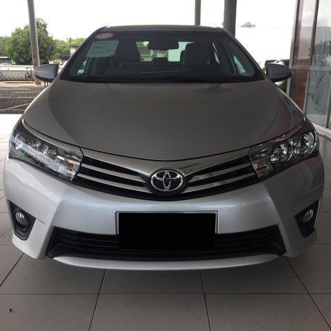 Toyota Corolla 2.0 Xei 16v Automático 2017