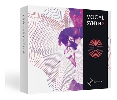 Izotope Vocal Synth 2   Vst Au Aax   Win O Mac/ Ultima Ver