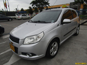 Chevrolet Aveo Emotion Emoción Gti