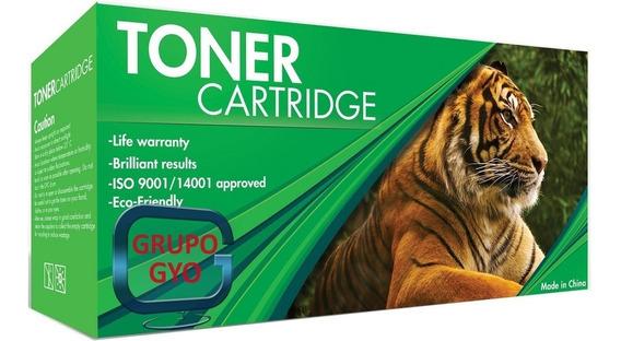 Toner Marca Tiger Compatible 85a 35a 36a Rendimiento 2000 Paginas Para Equipos P1102w, P1109w P1005 P1006 M1132