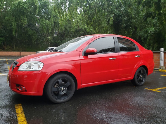 2010 Chevrolet Aveo Emotion 1.6 Fe At