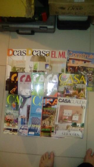14 Revistas Dcasa,construir,claudiacasa,voguecasa,casashoppi