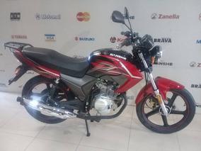 Jianshe Ybs 125 Okm Mototeam San Miguel