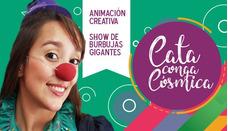 Show De Burbujas Gigantes Animación Juegos Globología
