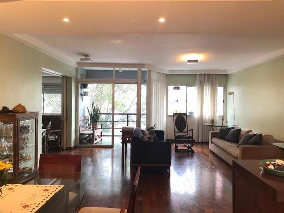Apartamento Para Venda Em São Paulo, Perdizes, 4 Dormitórios, 2 Suítes, 5 Banheiros, 3 Vagas - Rec070vap0375