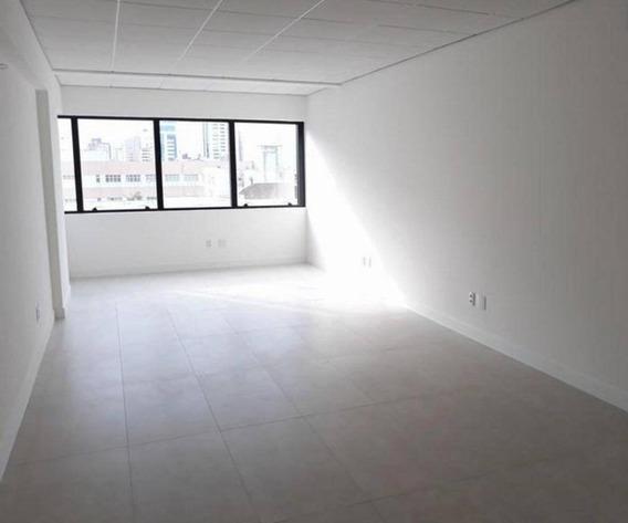 Sala Em Estreito, Florianópolis/sc De 37m² À Venda Por R$ 250.000,00 - Sa323746