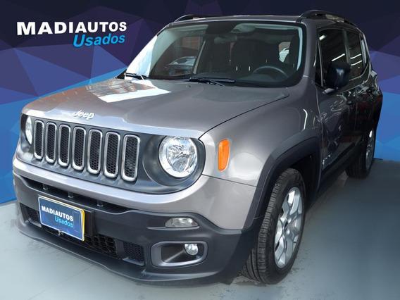 Jeep Renegade Sport 1.8 Automatica 4x2 Gasolina
