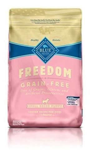 Blue Freedom Grain Gratis Puppy Dry Dog Food