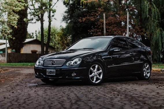 Mercedes-benz Clase C 2007 2.3 C230 Sportcoupe V6 Evolution