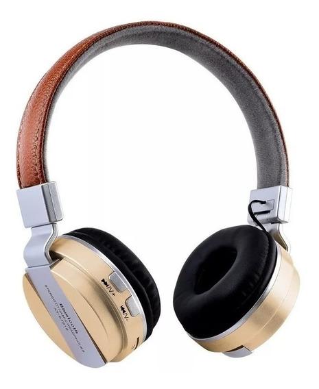 Fone De Ouvido Yw998-bt Wireless Bluetooth Headset Sem Fio