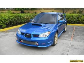 Subaru Impreza Wrx Sti Awd - Sincronico