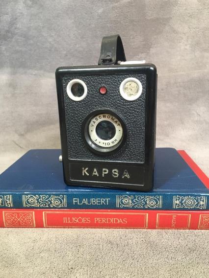 Câmera Analógica Kapsa Vascromat 110m