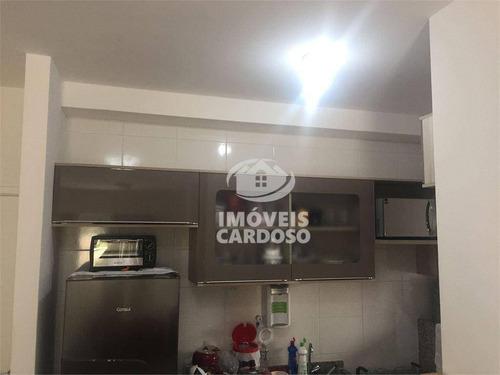 Imagem 1 de 15 de Apartamento Com 2 Dormitórios À Venda, 44 M² Por R$ 245.000 - Jaraguá - São Paulo/sp - Ap0187