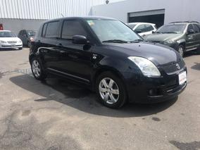 Suzuki Swift 1.5 Negro 5 Puertas Hiy