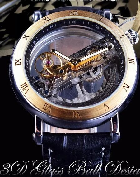 Relógio Forsining Automático + Caixa