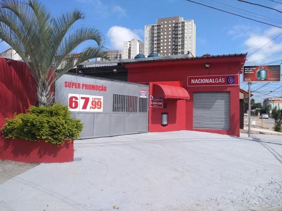 Deposito / Revenda De Gás