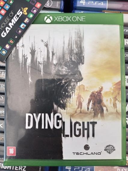Dying Light Xbox One Mídia Física Usado