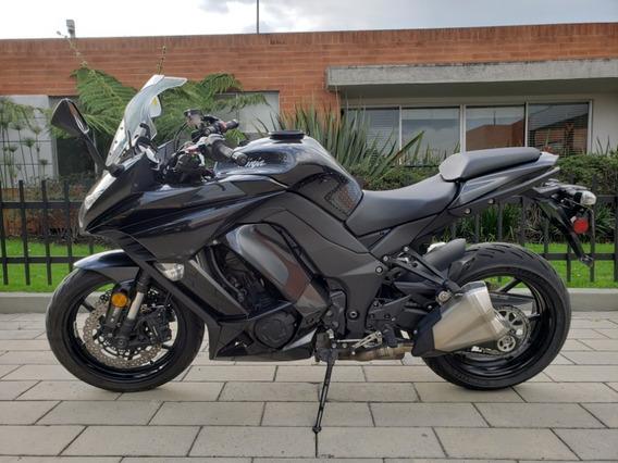 Vendo Permuto Kawasaki Ninja Z1000 Sx Sport Touring Poco Km