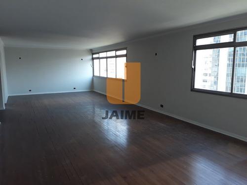 Apartamento Em Higienópolis  Para Venda Com 4 Dormitórios, 1 Suíte, 1 Vaga Que Cabem 2 Carros! - Bi4203