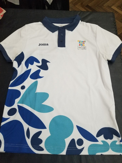 Chomba Juegos Olimpicos 2018 Talle M Achicada!